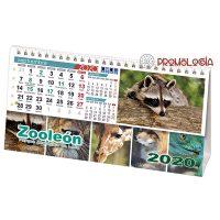 Calendario personalizado publicitario