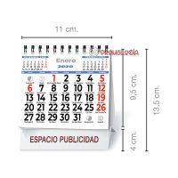 Calendario sobremesa wire-0