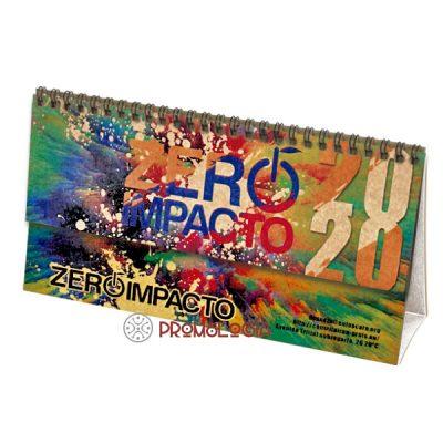 Calendario promocional kraft